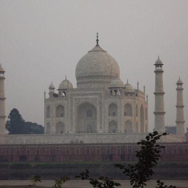 Taj Mahal en Inde voyage marquant