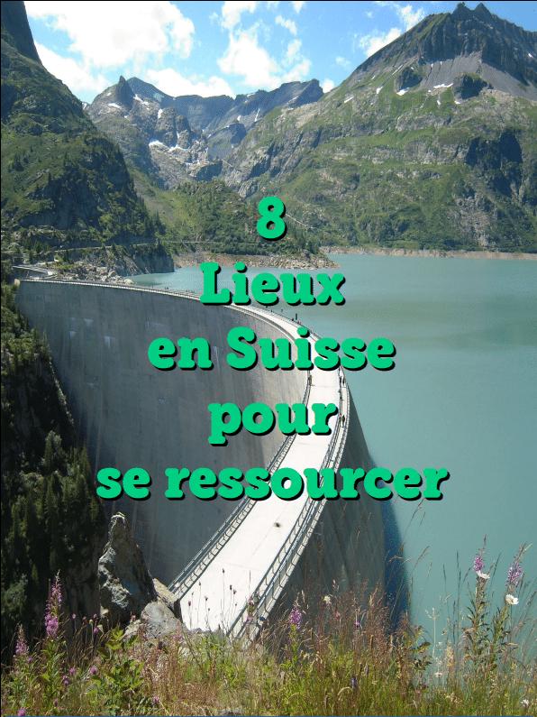 Suisse Nature et beauté évènement interblogueurs