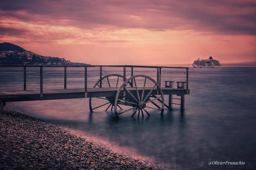 Nice et la mer