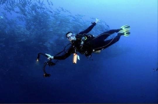 La Beauté de la plongée