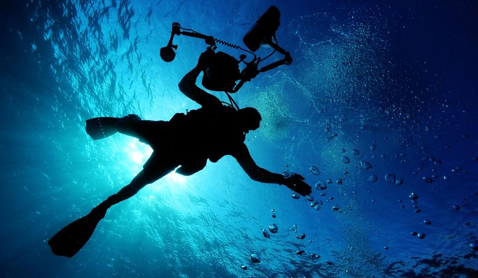 plongée photo sous marine